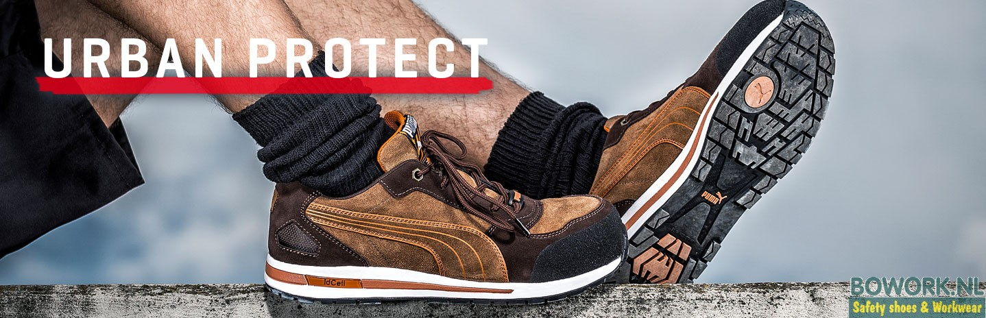 Werkschoenen Puma Urban Protect