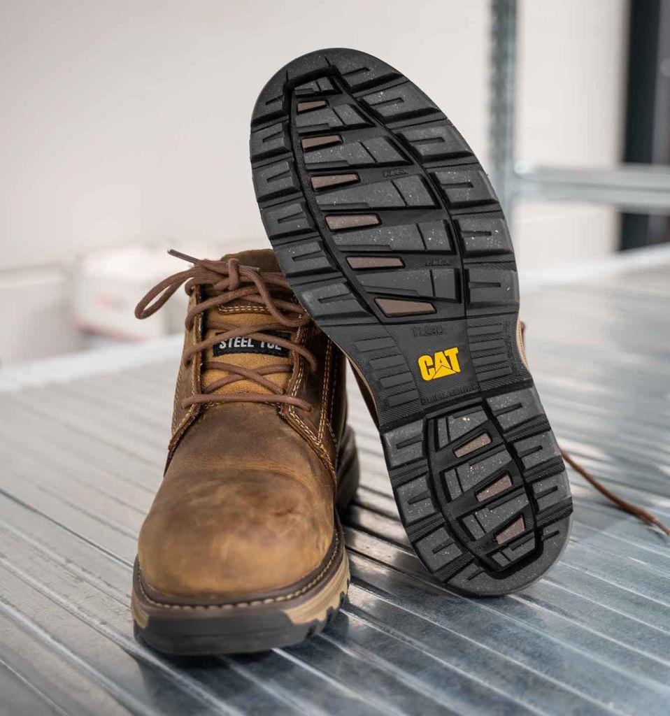 Werkschoenen Kopen Gamma.Werkschoenen Caterpillar Veiligheidsschoenen Bowork Nl
