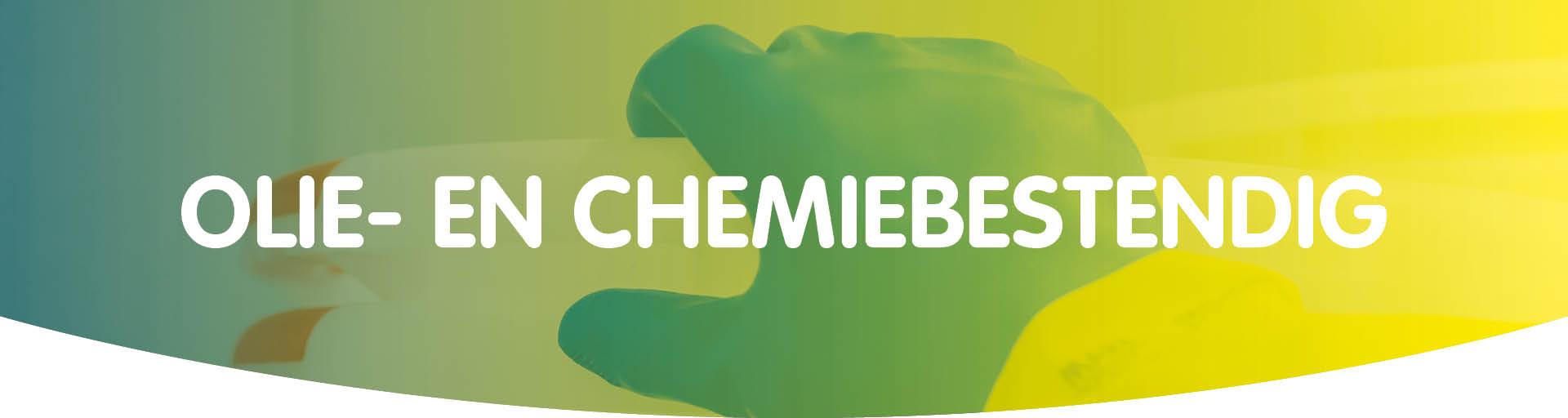 Olie- en Chemie Bestendige Handschoenen