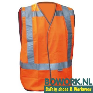 Veiligheidsvest RWS Oranje
