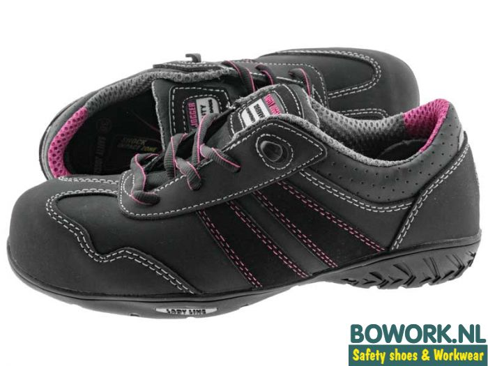 Dames werkschoenen Safety Jogger Ceres S3 SRC