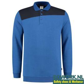 Tricorp Polosweater Bicolor Naden 302004 (div. kleuren)