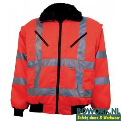 Pilotjack 3-in-1 M-Wear Oranje RWS 0966