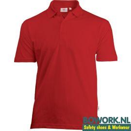 Poloshirt Uniwear 240 gram Rood