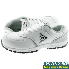 Werkschoenen Dunlop Flying Arrow Wit S3 SRC