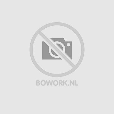 Voordelige overalls met drukknoopsluiting Zwart-Grijs