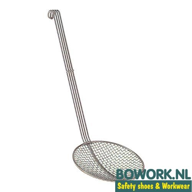 Frituurschep RVS 18 cm